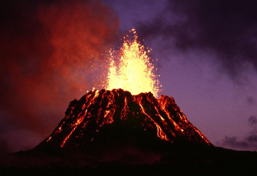 Erupção de Kileauea