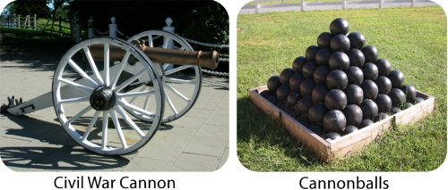 Stacking cannonballs is like a crystal structure