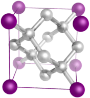 Covalent crystals, such as diamond, are nonconductive and brittle