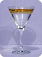 Oil and water form a pair of immiscible layers when mixed