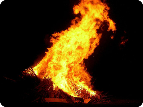 Combustion reactions are generally spontaneous reactions