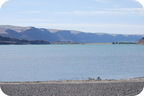 This alkaline lake is thought to have healing properties