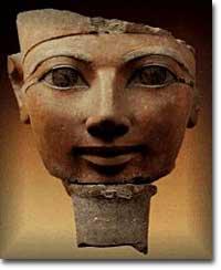 Hatshepsut's beard