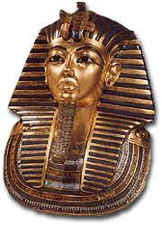 Tutankhamun's funeral mask