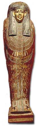 The coffin of Iret-iruw