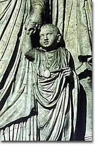 Children in Rome