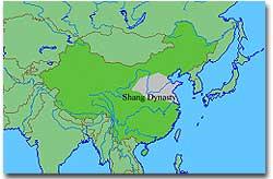 The Shang dynasty 1700-1027 B.C.E.