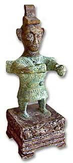 Chinese Bronze Age artwork