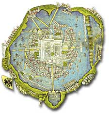 The Great City of Tenochtitlán