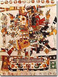 Detailed Quetzalcoatl Image