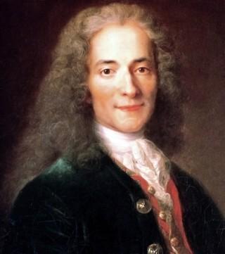 Figure (d) shows a portrait of a Frenchman.