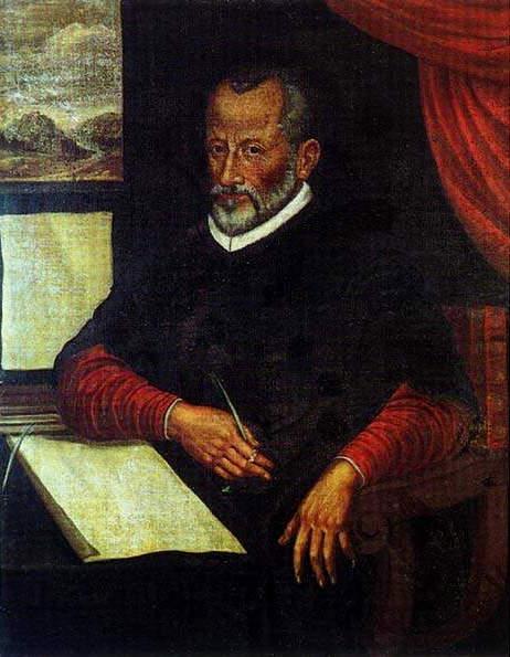 Figure 1. Giovanni Pierluigi da Palestrina