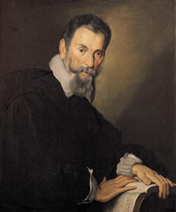 Figure 1. Monteverdi by Bernardo Strozzi, c.1630