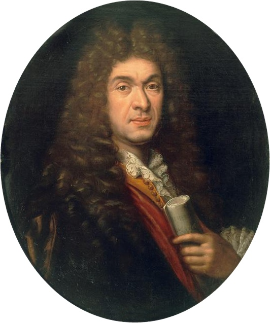 Figure 2. Jean-Baptiste Lully
