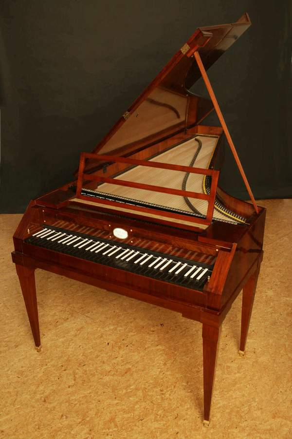 Figure 2. Copy of a pianoforte from 1805