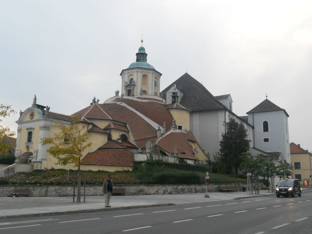 Figure 6. The Bergkirche in Eisenstadt, site of Haydn's tomb