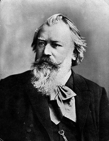 Figure 1. Johannes Brahms