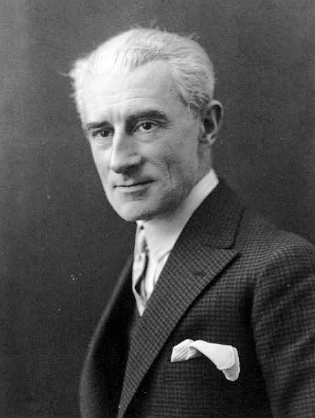 Figure 1. Ravel in 1925