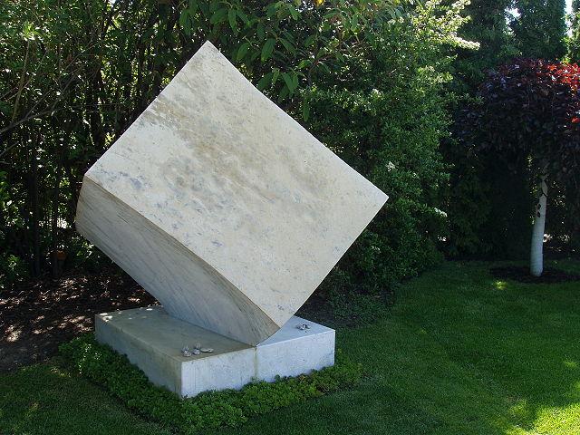 Figure 4. Schoenberg's grave in the Zentralfriedhof, Vienna