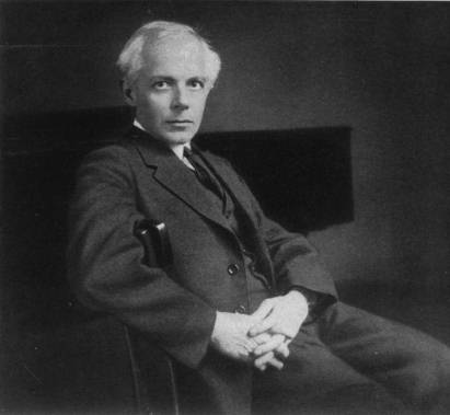 Figure 1. Béla Bartók in 1927