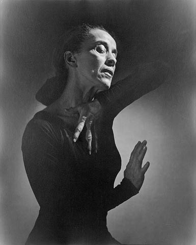 Figure 2. Martha Graham in 1948