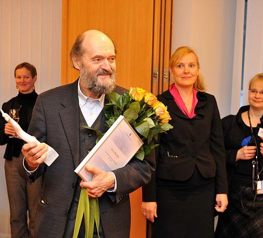 Figure 1. Arvo Pärt in 2011
