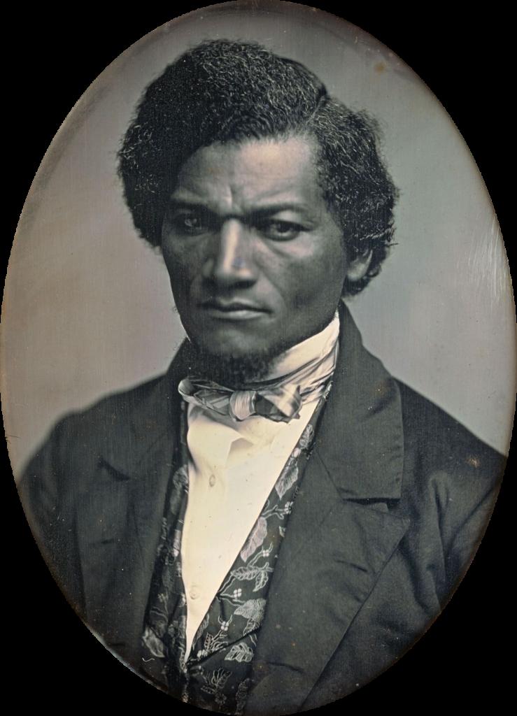 Daguerrotype of Frederick Douglass