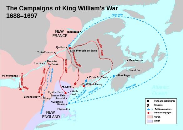 Wars For Empire US History I Daniel Deluna Santa Ana - Ft henry on us map