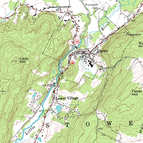 Topographic Maps | Earth Science