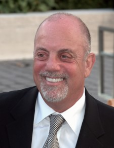 Photo of singer-songwriter Billy Joel