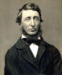 Daguerreotype of Henry David Thoreau