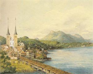 800px-Ansicht_von_Luzern_-_Aquarell_Mendelsohn_1847