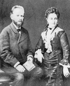 Tchaikovsky_with_wife_Antonina_Miliukova