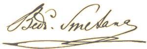 Smetana_signature