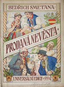 Prodana_cover_1919