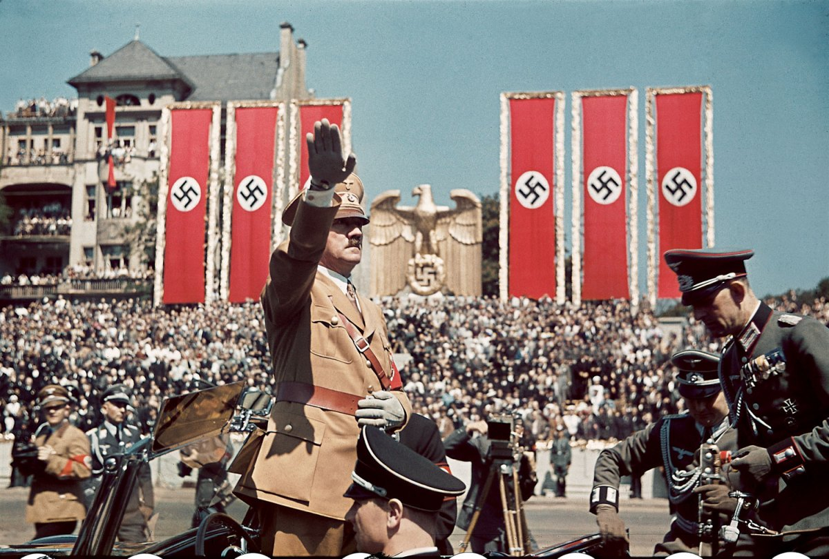 a biography of adolf hitler the leader of the german nazi party The party was renamed the national socialist german workers party (nazionalsozialistische deutsche arbeiterpartei - nsdap or 'nazi' for short) by 1921 hitler became leader of the party (führer.