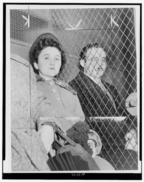 """case of julius ethel rosenberg 1953: julius and ethel rosenberg, """"the first victims of american fascism"""" june 19th, 2008 headsman on this date in 1953, julius and ethel rosenberg were put to death in sing sing's electric chair as soviet spies."""