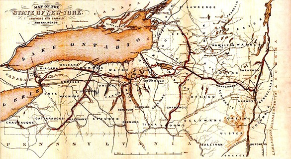 On the Move: The Transportation Revolution | US History I (OS