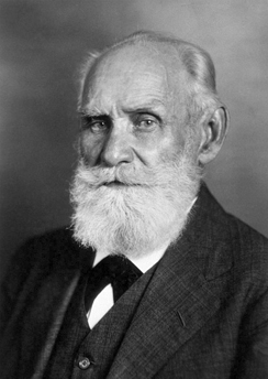 A portrait shows Ivan Pavlov.