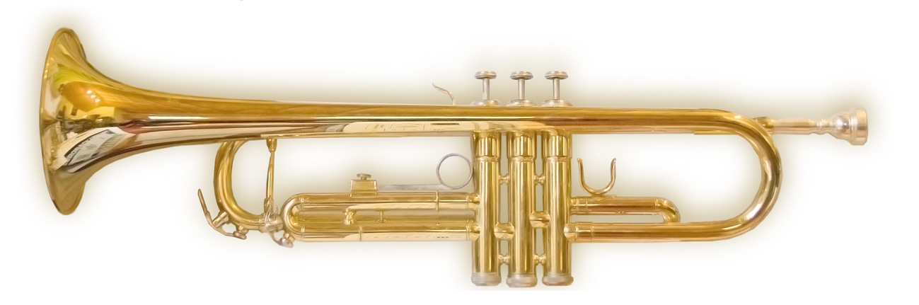 An image of a trumpet