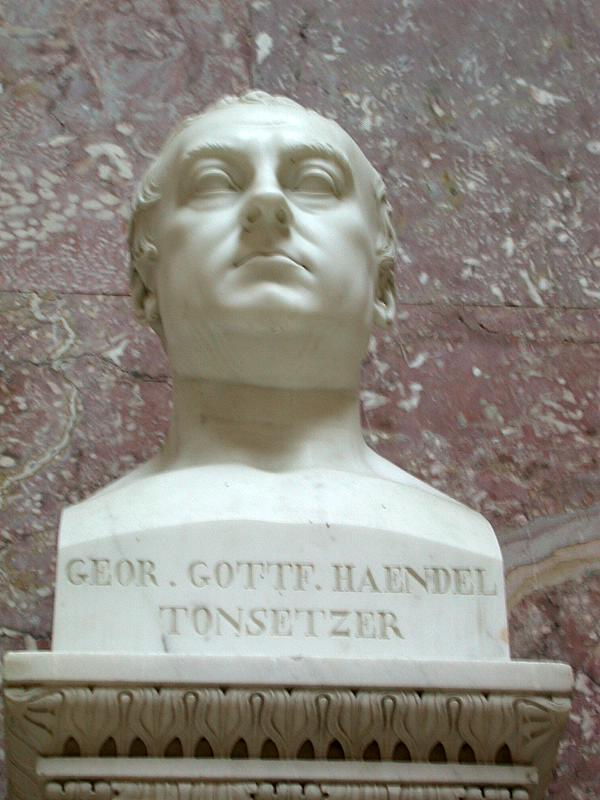 G F Handel Music Appreciation 1