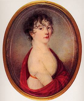 "Portrait of Julie (""Giulietta"") Guicciardi"