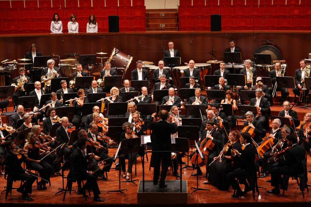 Symphony Orchestras | Music Appreciation