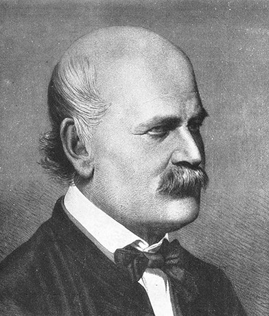 Photo of Ignaz Semmelweis