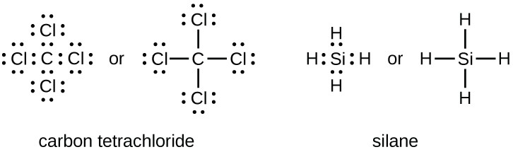 Lewis Symbols And Structures Chemistry I