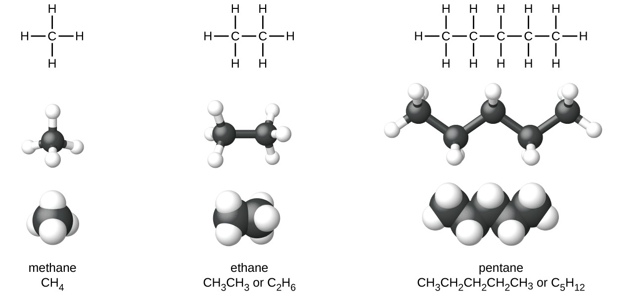 Hydrocarbons Chem 1305 General Chemistry Ilecture