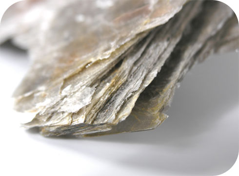 A series of thin, brittle-looking stone sheets