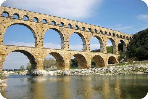 Aqueduto de Pont du Gard