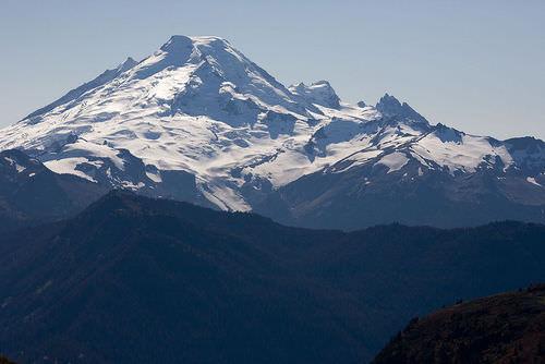 Imagem do Monte. Padeiro em Washington
