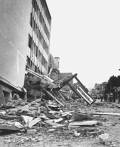 colapso de construção